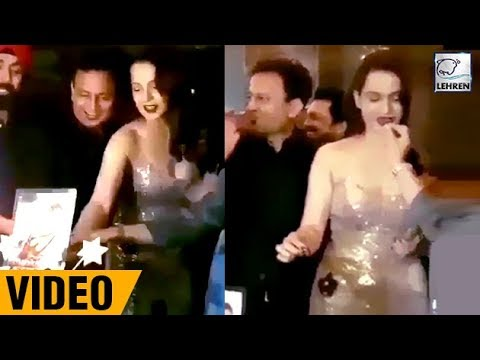 (INSIDE VIDEO) Manikarnika Wrap Up Party | Kangana Ranaut, Neeta Lulla | LehrenTV