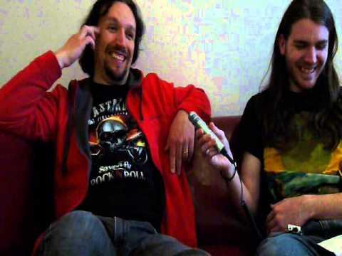 Metal Storm - Sonata Arctica Interview 14/04/13