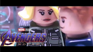Avengers 4 :Endgame Trailer IN LEGO
