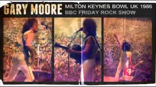 GARY MOORE: LIVE AT MILTON KEYNES BOWL 86 (AUDIO ONLY)