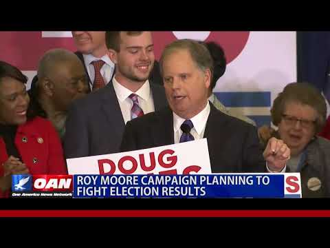 Download Youtube: Roy Moore Campaign Planning to Fight Election Results