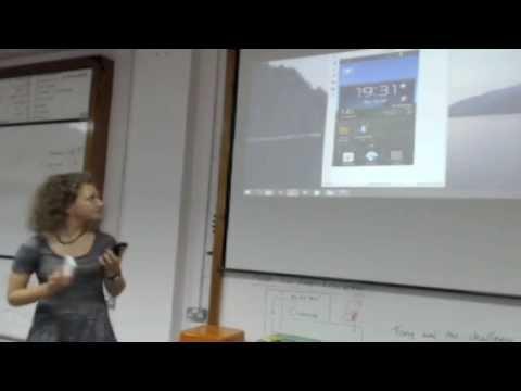 Cambridge Internet of Things Talks: Alexandra Grigore from Simprints