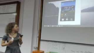 Cambridge Internet of Things Talks Alexandra Grigore from Simprints