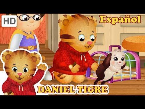 Daniel Tigre en Español 🐇 Mi Conejo Lindo | Videos para Niños