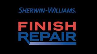 Installer Putty Repair Wood Grain By Finish Repair 2012.mp4