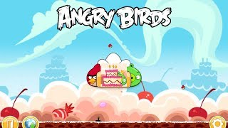 Angry Birds. Birdday Party (level 19-8) 3 stars. Прохождение от SAFa
