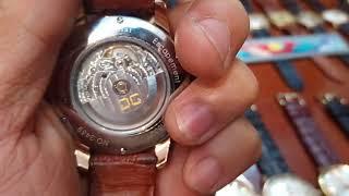 14/11/18. Bán 11 đồng hồ automatic Thụy sỹ dây da, lacke, bọc vàng (bãi Nhật) Toàn 0947350055.