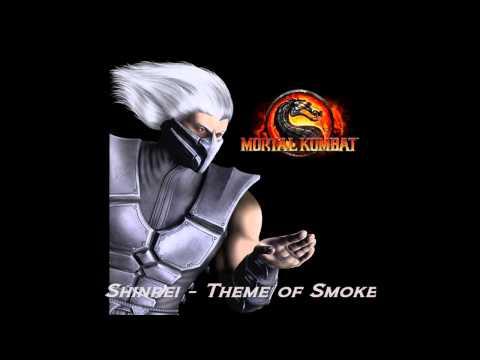 Mortal Kombat 2011  Theme of Smoke  Shinrei