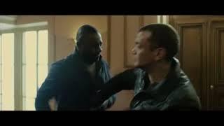 Fight Briar vs Christophe (Idris Elba and Mohamed Makhtoumi)
