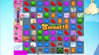 Candy Crush Saga Level 1634 NEW  NO BOOSTERS