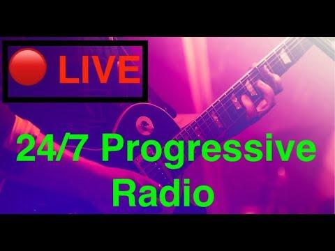 🔴 Progressive Radio 24/7 Live Stream