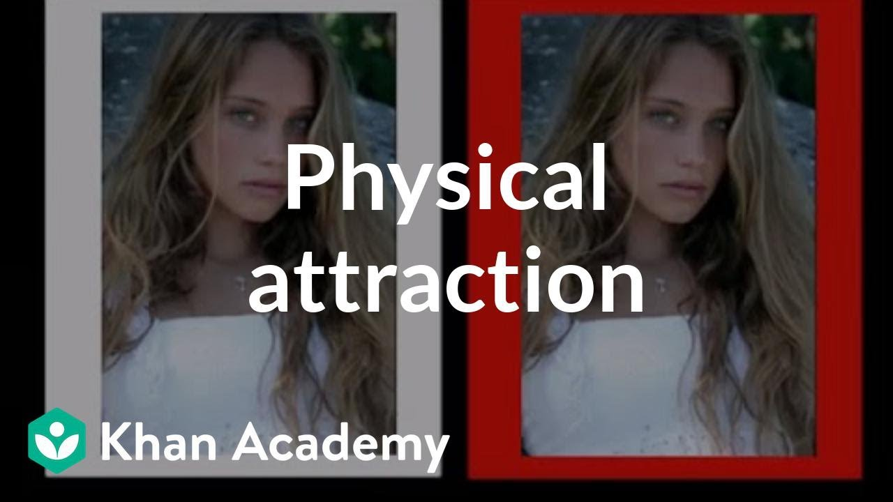 physical attraction Attraction it's a chemical reaction physical attraction it's a chemical reaction trying hard to get away but i can't seem to fight the way i feel.