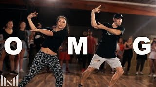 'OMG' - Camila Cabello ft Quavo Dance | Choreography by Matt Steffanina
