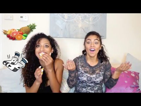 Thumbnail: BEAN BOOZLED CHALLENGE WITH OFFICIAL JANINA & LOVEBRANDIMARIE