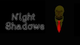 Night Shadows | THERE IS NO 8TH PAGE??