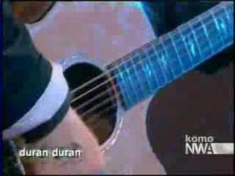 Duran Duran - Save a Prayer (acoustic)