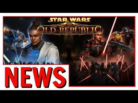 Star Wars The Old Republic: SWTOR Going Back To Basics? | New Jedi X Sith Story