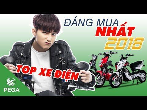 Quảng cáo xe điện PEGA 2017 - Oách như Sao với Sơn Tùng MTP