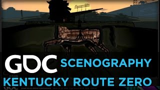 The Scenography of Kentucky Route Zero