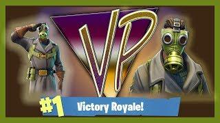 Nouveau! Peau de masque à gaz - Fortnite: Battle Royale