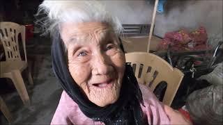 Thăm Cụ Bà 91 tuổi ở một mình nói tiếng địa phương không ai hiểu!