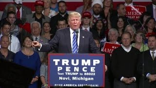Trump: Nobody has the guts to talk about elec...