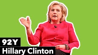 Hillary Clinton: Get out and vote because this is about your future