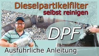 Ausführlich: DPF und AGR selbst reinigen. Flexschlauch tauschen. FRM flashen. Geht das?