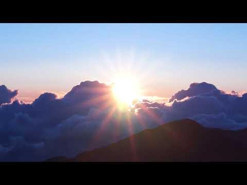 Haleakalā Sunrise - Maui, Hawaii