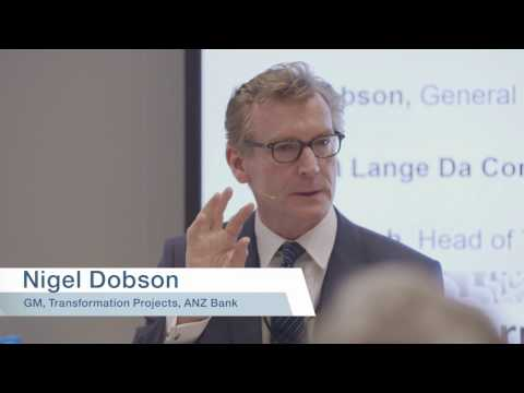 The future of blockchain with ANZ, UBS, CLS & IBM