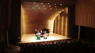 F. Mendelssohn-Bartholdy. Klaviertrio d-moll op.49 Trio HON