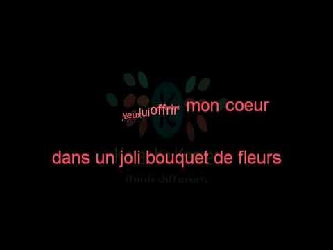 Daouda Kone /Bouquet de fleurs/voc karaoke by JAD