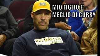 Lonzo Ball - futura star NBA