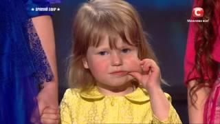 Результаты голосования 'Україна має талант-8'.Діти [Третий прямой эфир] [07.05.2016]