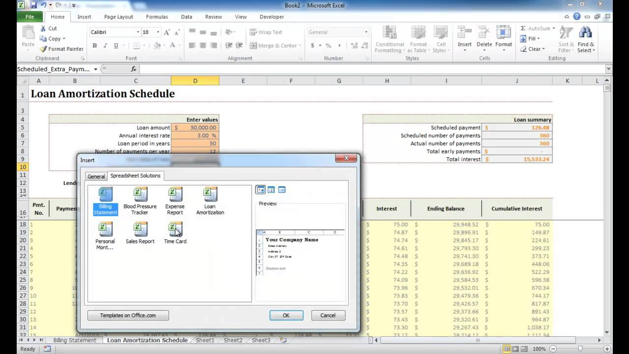 Find Excel Templates To Use YouTube - How to find templates in excel