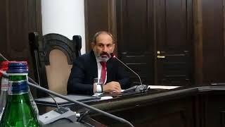 Премьер министр Армении не верит, что Россия позволит начать войну