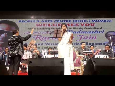 Prashant Rao - Shri Ravindra Jain 71st Birthday Show