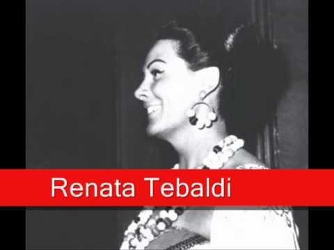Renata Tebaldi: Verdi - Aida, 'Ritorna vincitor!'