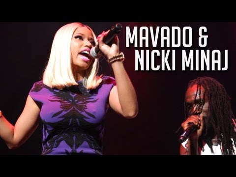 Mavado Brings Out Nicki Minaj And DJ Khaled At ODRT