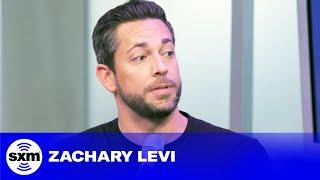 Zachary Levi on 'Captain Marvel' & Shazam's Origin Story