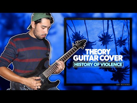 Theory of a Deadman - History Of Violence (Guitar Cover) NEW SONG
