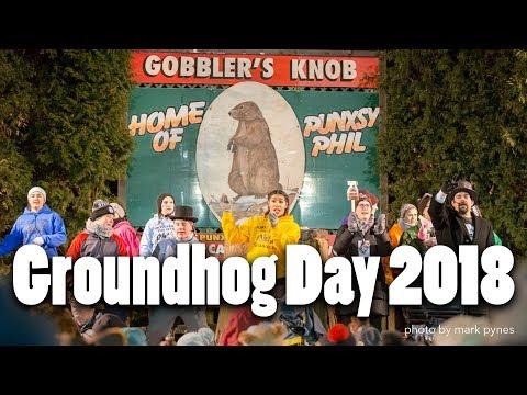 Groundhog Day 2018: What's it like on Gobbler's Knob in Punxsutawney Phil?