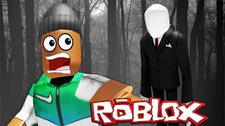 ESCAPE SLENDERMAN! | Roblox
