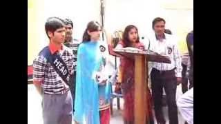 Kendriya Vidyalaya kathua Annual Day Celebration 2012-13 video part 1