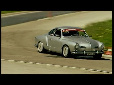 Tracktest VW Karmann Ghia