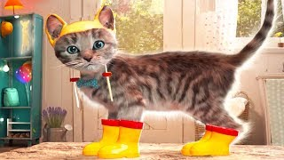 Fun Pet Care Kids Game - Little Kitten Adventures - Play Fun New Costume Dress-Up Party Gameplay