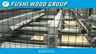 Finger Joint Board/glulam/glued Laminated Timber/glued Laminated Panel/production Process