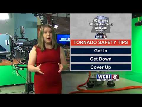 Severe Weather Awareness Week - Tornadoes - 02/21/18
