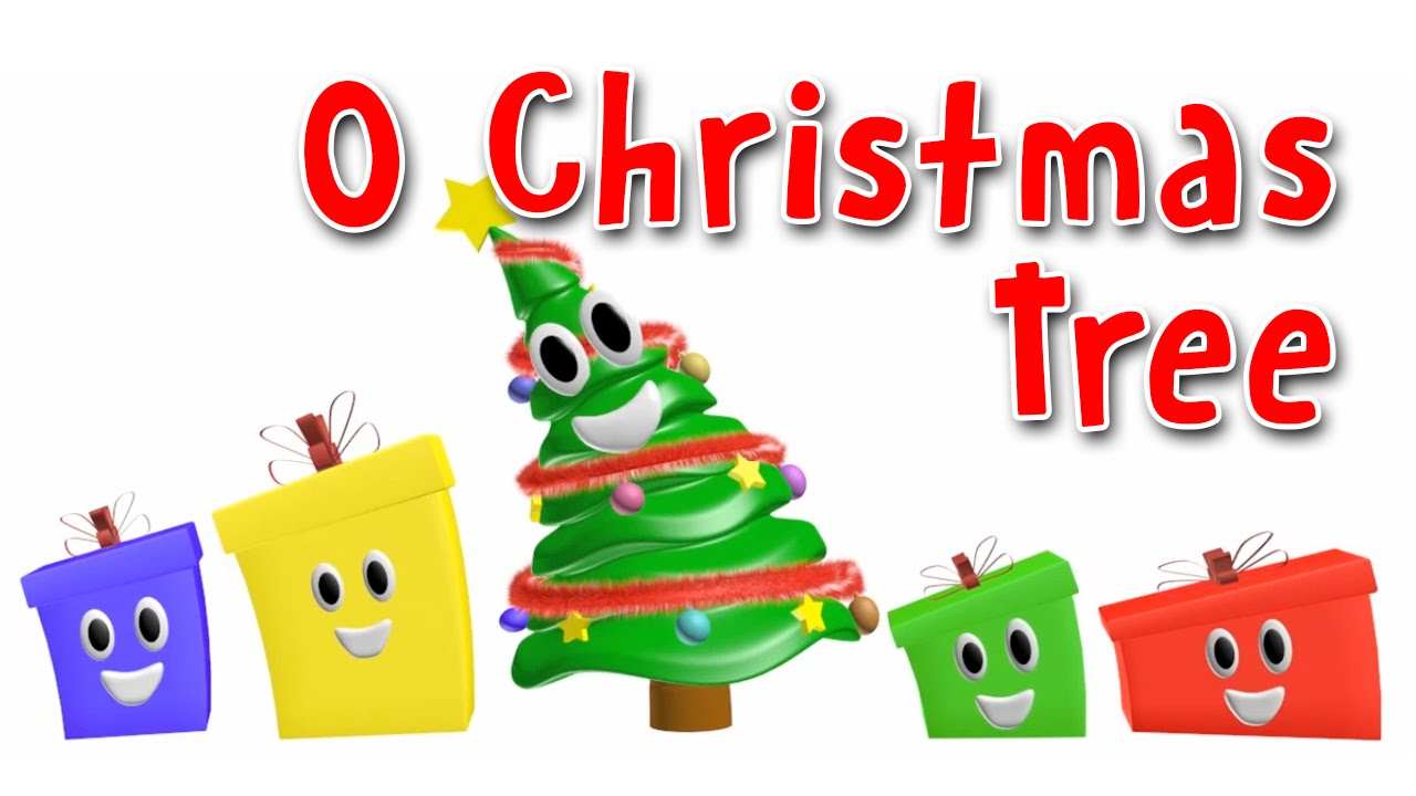 O Christmas Tree Lyrics - Christmas Song Lyrics - YouTube