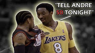 The CRAZIEST Kobe Bryant Stories You Will EVER HEAR